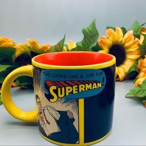 This Looks Like A Job For Superman Coffee Mug